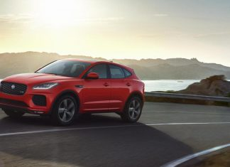 Jaguar E-Pace Chequered Flag Edition