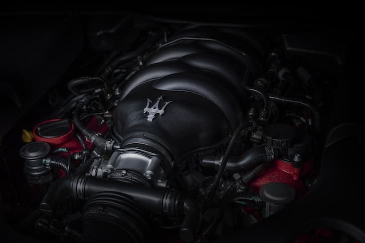 Maserati to stop using Ferrari engines