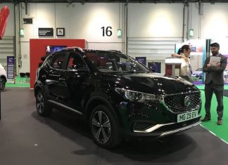 MG ZS EV electric vehicle | The Car Expert