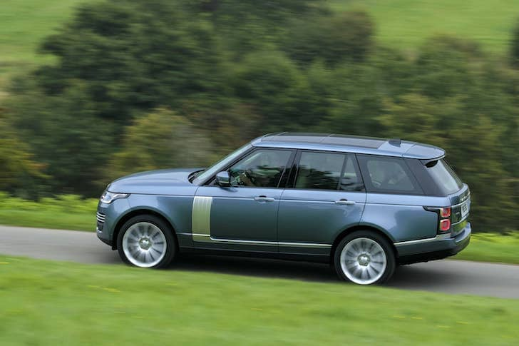 Range Rover SDV8 (2019) road test | The Car Expert