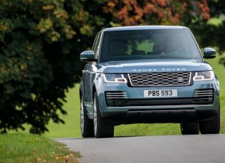 Land Rover Range Rover SDV8 review wallpaper | The Car Expert
