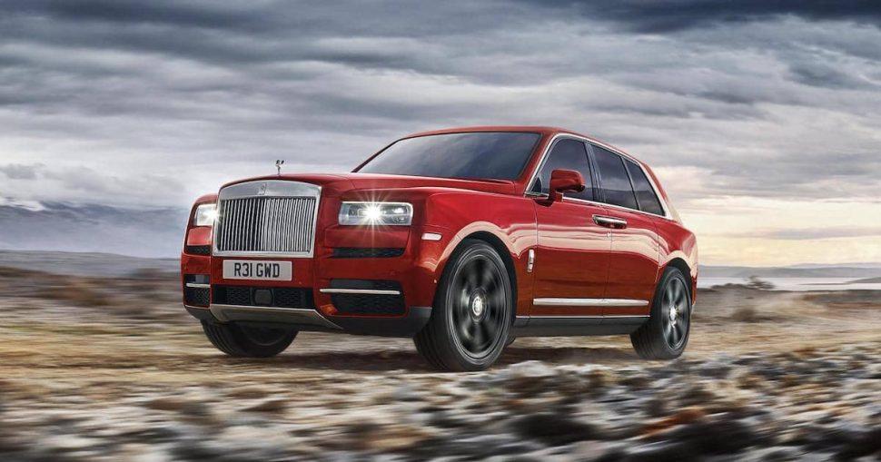 Rolls-Royce Cullinan (2018) new car ratings and reviews | The Car Expert