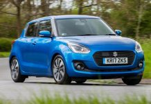 Suzuki Swift SZ5 (2017) new car ratings and reviews | The Car Expert