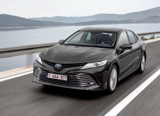 Toyota Camry test drive 2019 | New car reviews | The Car Expert