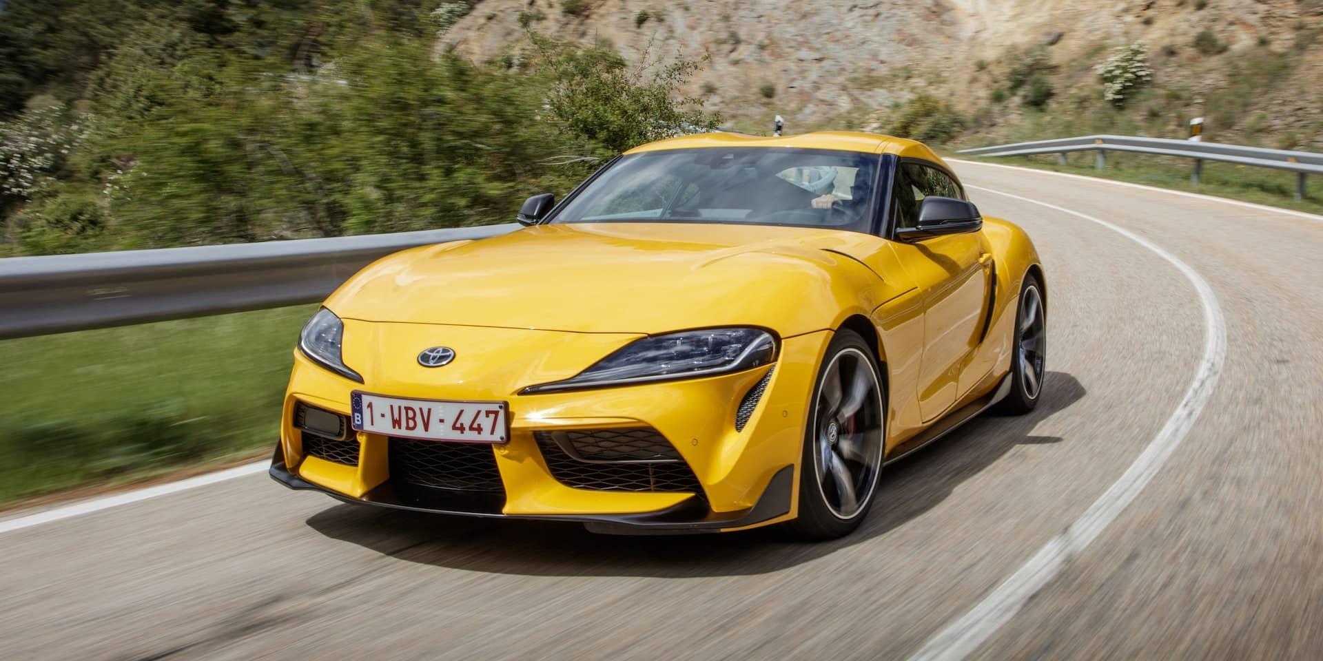 Toyota Supra Test Drive 2019 The Car Expert