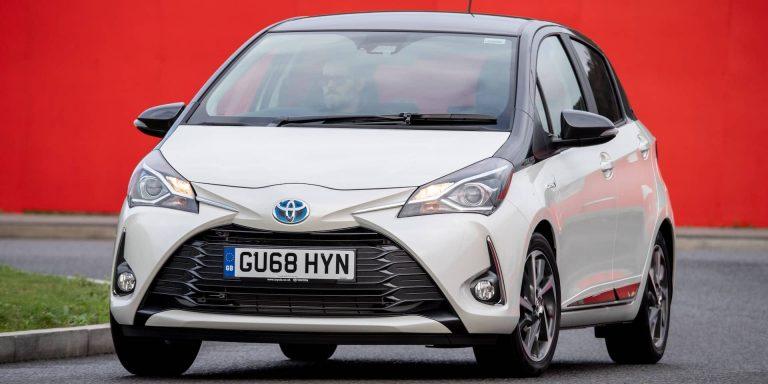 Toyota Yaris Y20 test drive