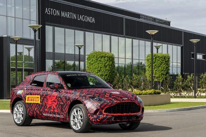 Aston Martin DBX The Car Expert