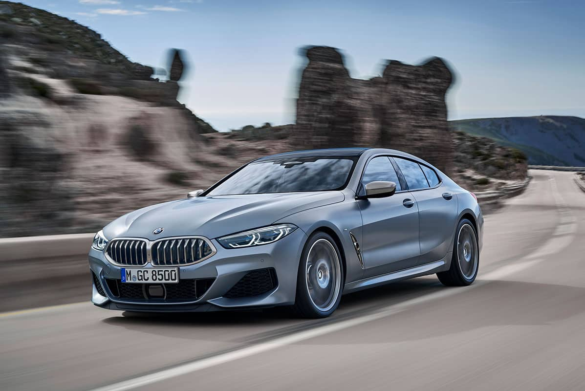 BMW 8 Series Gran Coupe The Car Expert