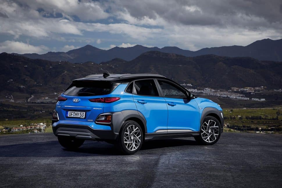 1906 Hyundai Kona Hybrid The Car Expert