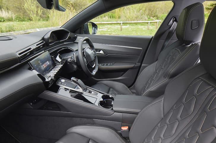 2019 Peugeot 508 SW - interior   The Car Expert