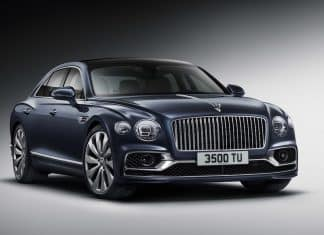 2020 Bentley Flying Spur unveiled | The Car Expert