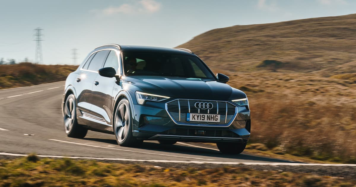 Audi e-tron (2019 - present) new car ratings and reviews | The Car Expert