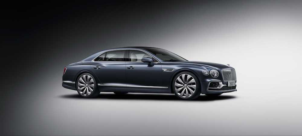 Bentley lifts the lid on luxurious new Flying Spur 1