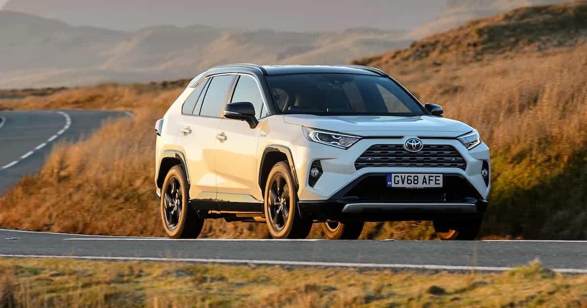 Toyota RAV4 Hybrid (2019 - present) new car ratings and reviews | The Car Expert