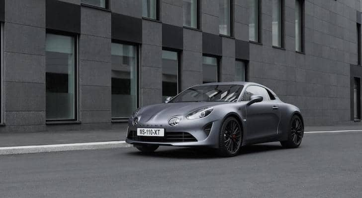 2019 Alpine A110S – front view | The Car Expert