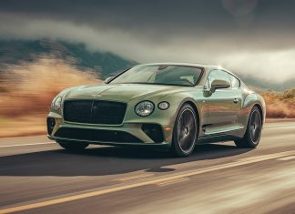 2020 Bentley Continental GT V8 test drive | The Car Expert