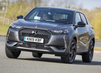 DS 3 Crossback review (2019) wallpaper | The Car Expert