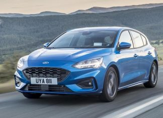 The Ford Focus was the second-best-selling car in the UK in May 2019