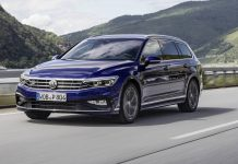 Volkswagen Passat estate review wallpaper 2019 | The Car Expert