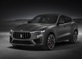 Maserati Levante Trofeo - front | The Car Expert