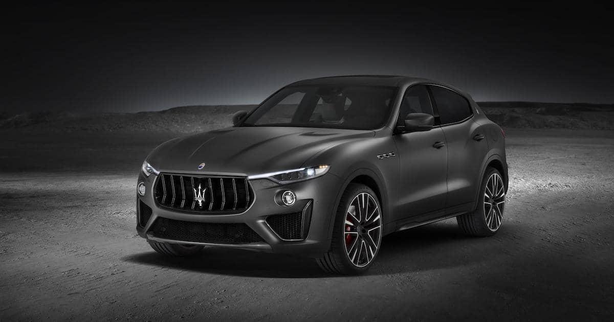 Maserati Levante Trofeo - front | The Car Expert