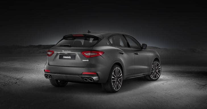 Maserati Levante Trofeo - rear | The Car Expert