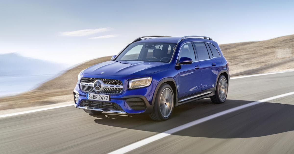All-new Mercedes-Benz GLB | The Car Expert