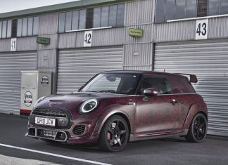 Mini John Cooper Works GP prototype | The Car Expert