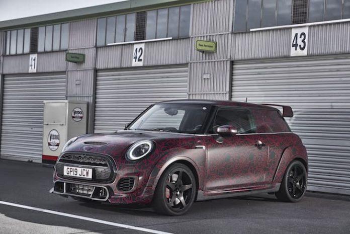 Mini John Cooper Works GP prototype | The Car Expert
