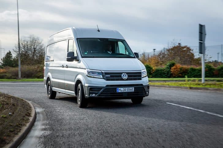 The Volkswagen e-Crafter van is eligible for the plug-in car grant | The Car Expert