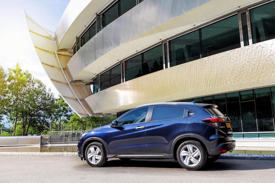 Honda HR-V (2018) rear view   The Car Expert