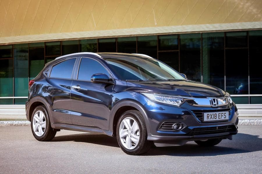Honda HR-V (2018) front view | The Car Expert