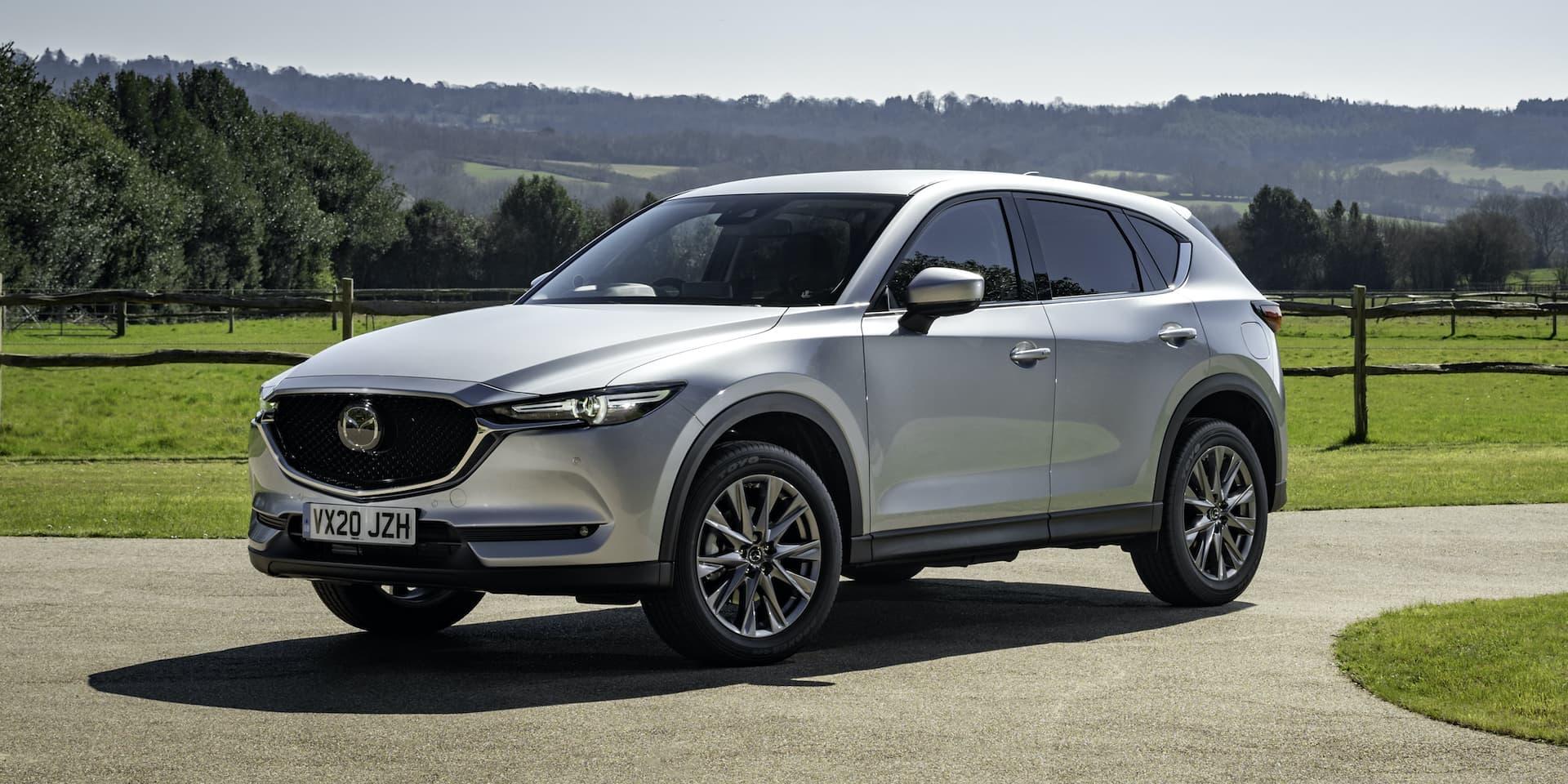Mazda CX-5 (2017 onwards) Expert Rating