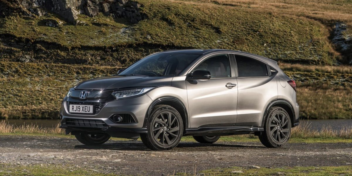 Honda HR-V (2015 onwards) Expert Rating