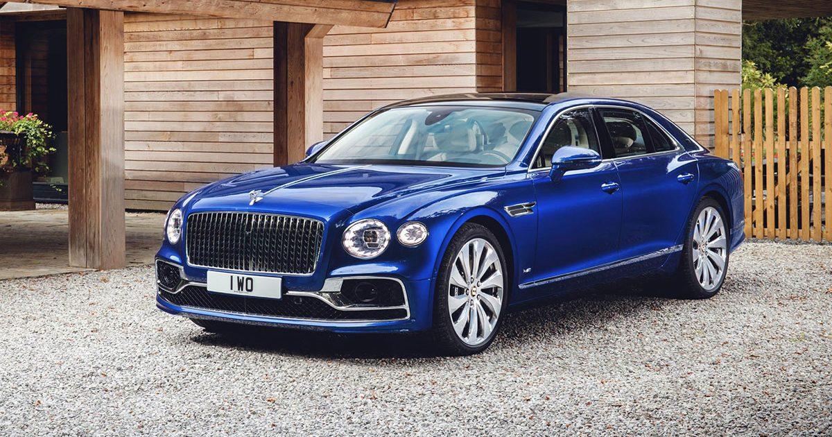 Bentley Flying Spur The Car Expert
