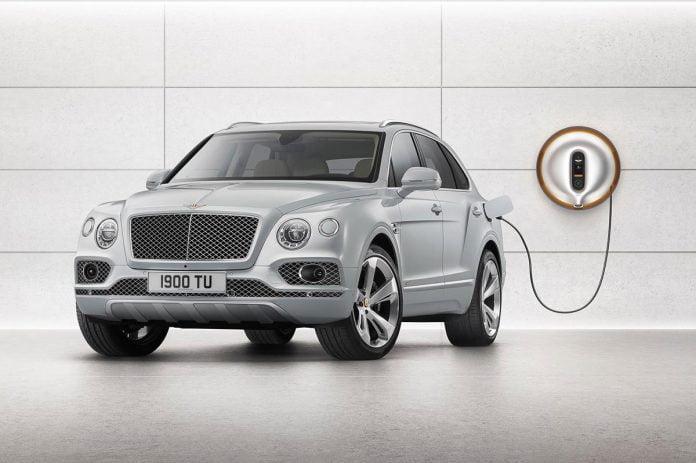 Bentley electric The Car Expert