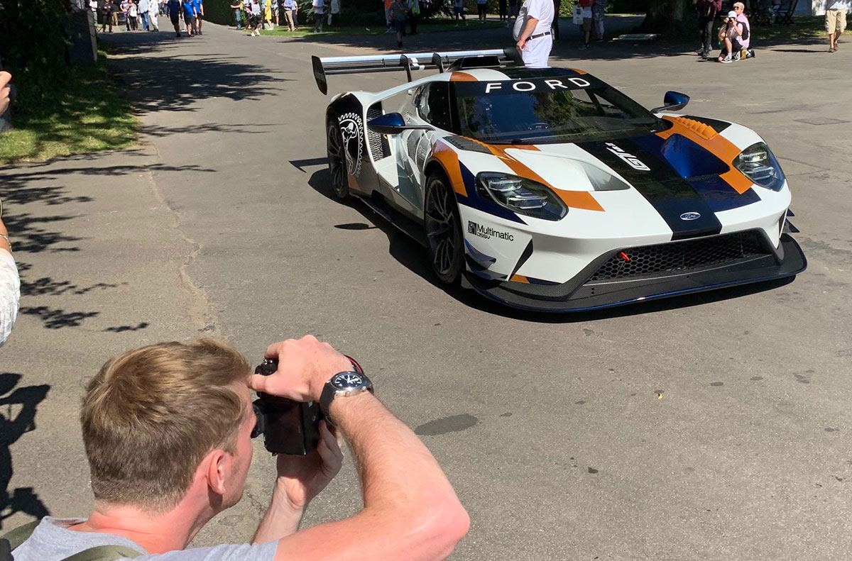 Ford GT MkII The Car Expert