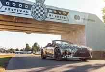 Lexus LC Convertible The Car Expert