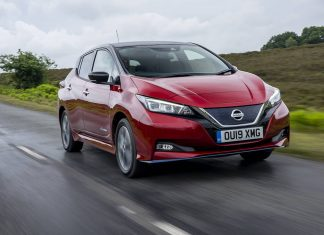 Nissan Leaf e+ review 2019 wallpaper | The Car Expert