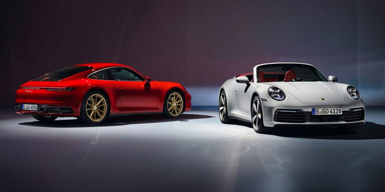 Entry-level Porsche Carrera to cost from £82.8K