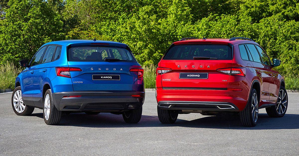2020 Skoda Karoq and Skoda Kodiag | The Car Expert