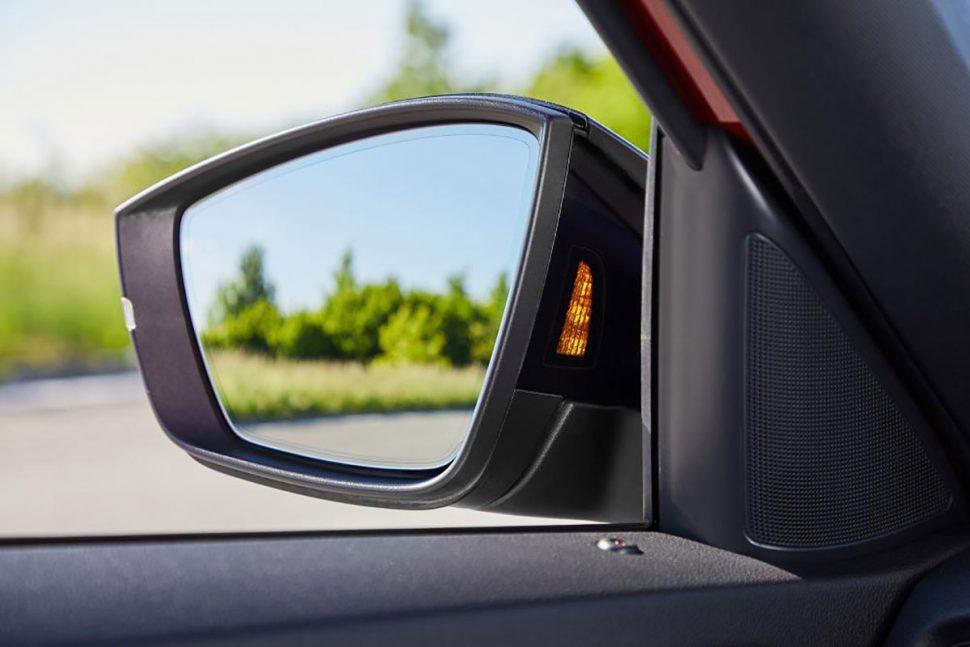 Skoda blind spot The Car Expert