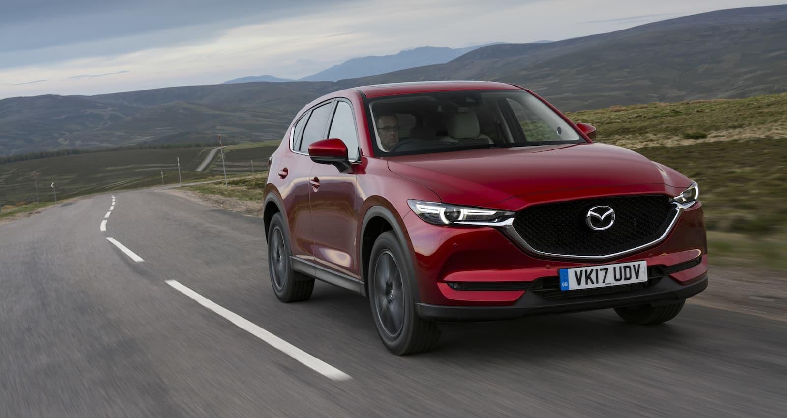 Mazda CX-5 (2017) new car ratings and reviews | The Car Expert