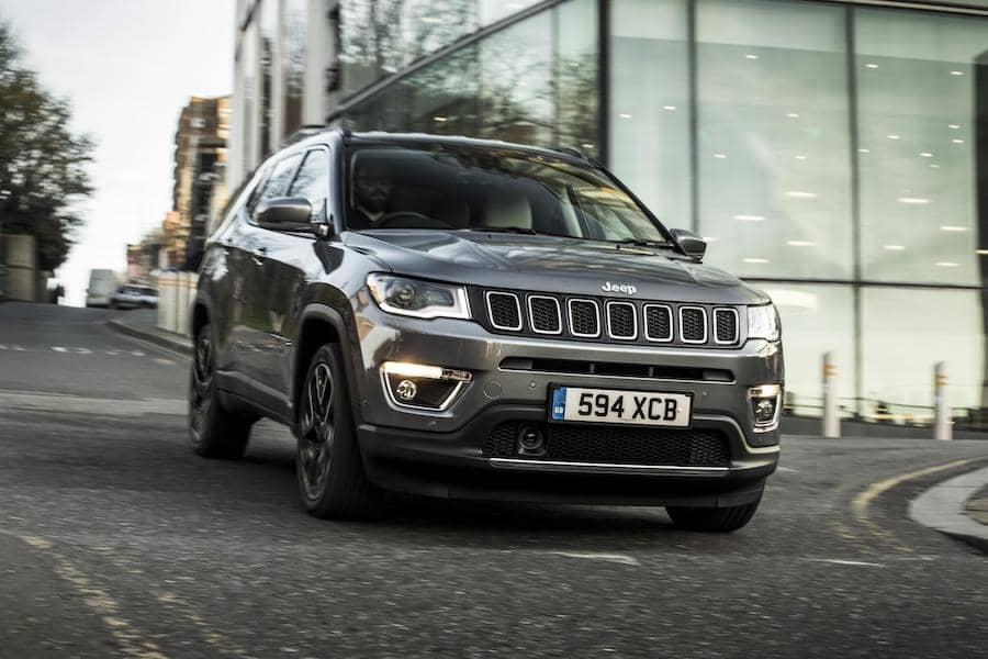 Jeep Compass (2018) - front view | The Car Expert