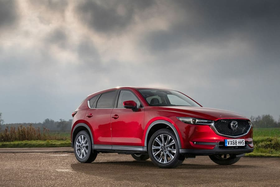 Mazda CX-5 (2018) - front view | The Car Expert