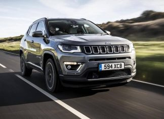 Jeep Compass (2018) new car ratings wallpaper | The Car Expert