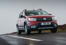 Dacia Sandero Stepway (2019) new car ratings and reviews | The Car Expert