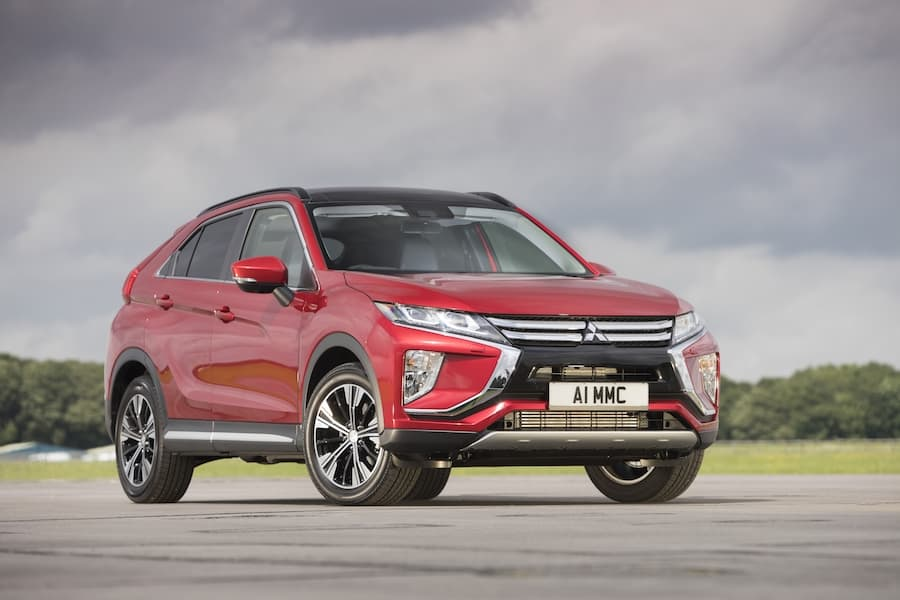 Mitsubishi Eclipse Cross (2018) - front view | The Car Expert