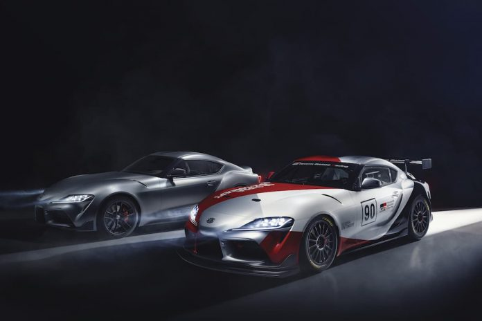 Toyota reveals its star attractions at the 2019 Goodwood Festival of Speed 1