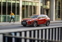 Lexus UX - May 2019 | The Car Expert